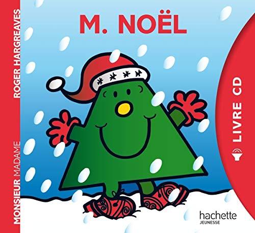 9782010033506: Monsieur Noël (1CD audio)