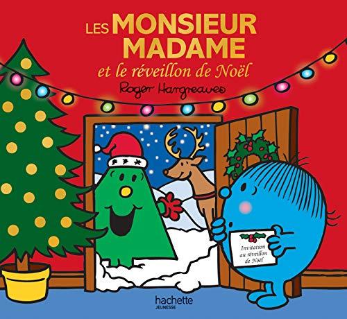 9782010033520: Les Monsieur Madame et le reveillon de Noel (Vie privée des hommes) (French Edition)