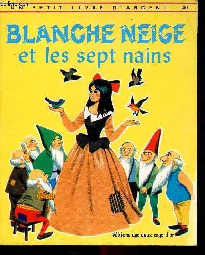 Blanche-Neige et les 7 nains (Disney poche): Grimm, Jacob; Grimm,