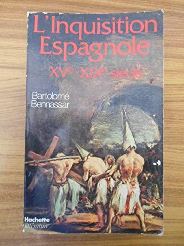 9782010039287: L'Inquisition espagnole