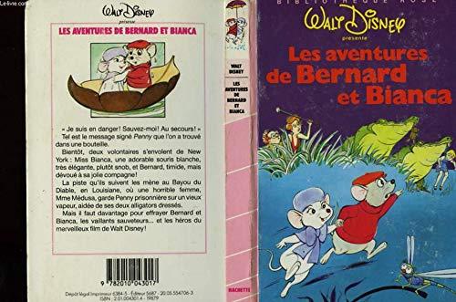 Avent Bernard Et Bianca: Disney Walt