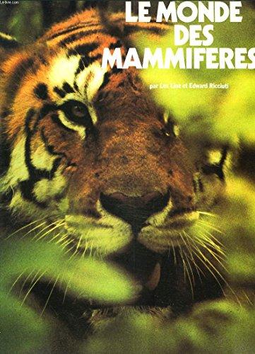 9782010043246: Le monde des mammifères