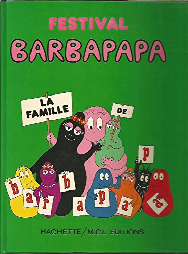 9782010043833: Festival Barbapapa