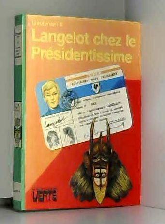 9782010048715: Langelot chez le presidentissime