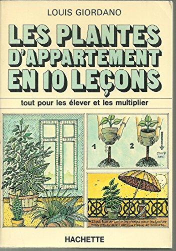 9782010048753: Les Plantes d'appartement en dix leçons