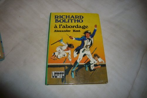 9782010049675: CAPTAIN RICHARD BOLITHO, RN.