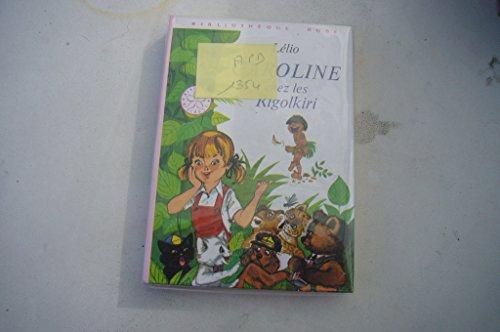 9782010050404: Caroline chez les Rigolkiri (Bibliothèque rose)