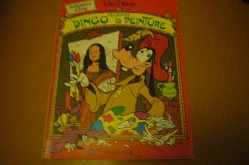 9782010053689: Dingo découvre la peinture (Les Découvertes de Dingo)
