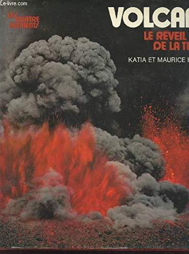 9782010054303: Volcans: Le réveil de la terre (Les Quatre éléments) (French Edition)
