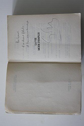 9782010054907: La vie, mode d'emploi: Romans (POL) (French Edition)