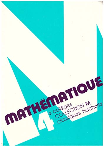 9782010055874: MATH 4EME