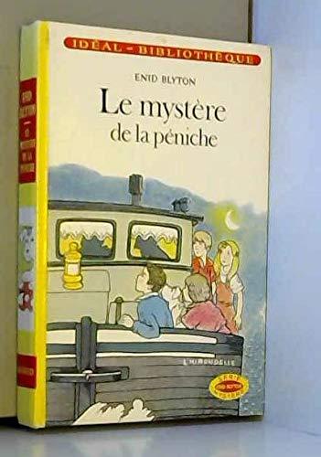 9782010057649: Le Mystère de la péniche (Idéal-bibliothèque)