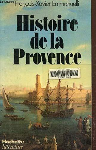 9782010063640: Histoire de la Provence (French Edition)