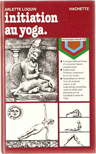 9782010068980: Initiation au yoga.