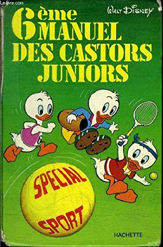 9782010069529: Manuel des castors juniors