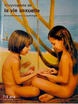 Encyclop?die de la vie sexuelle de la physiologie ? la psychologie 7/9 ans: n/a