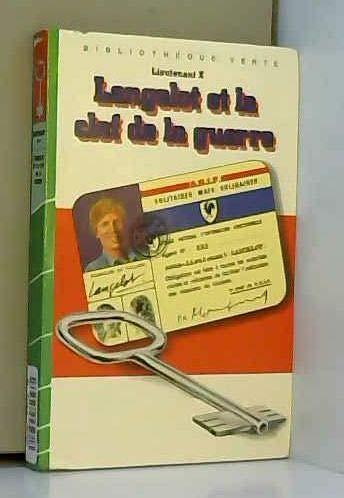 9782010083778: Langelot et la clef de la guerre
