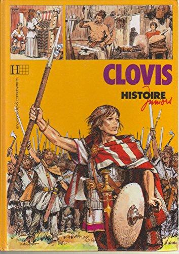 9782010090899: Clovis (Histoire juniors)
