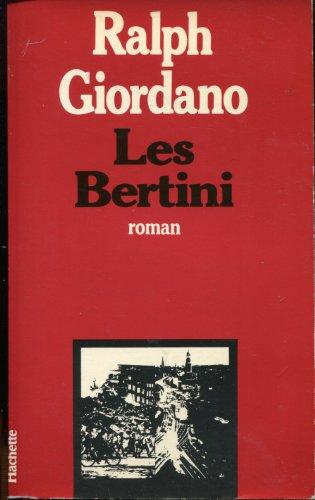9782010093609: Les Bertini