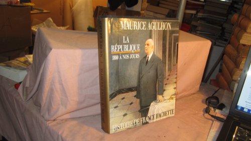 9782010094637: Histoire de France Hachette Tome 5 : La République