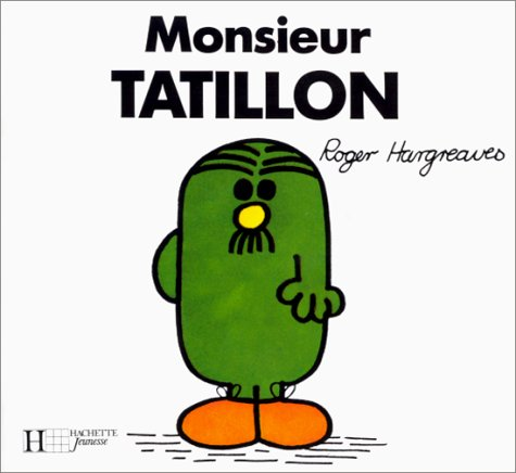 Monsieur Tatillon: Roger Hargreaves