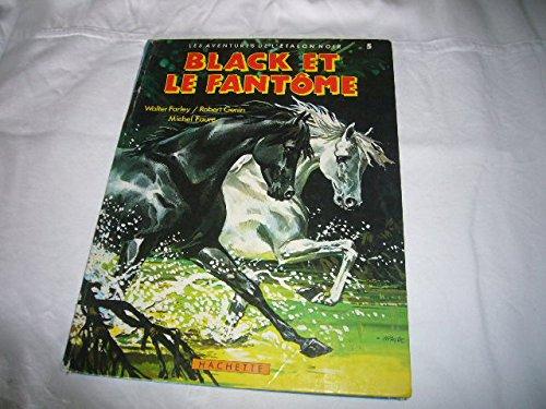 9782010102530: Black et le fantome: D'apres le roman