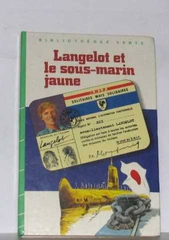 9782010102875: Langelot et le sous-marin jaune