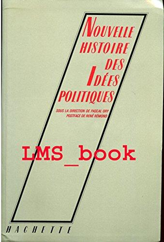 9782010109065: Nouvelle histoire des idées politiques