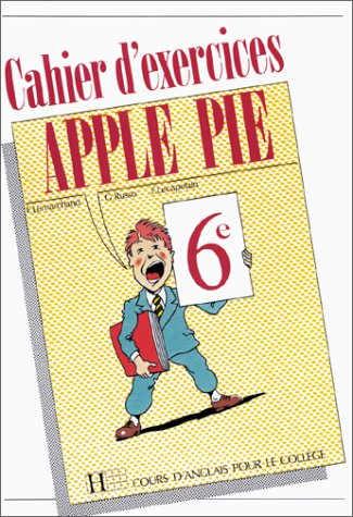 APPLE PIE 6e Cahier d'exercices