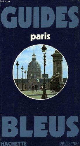 9782010114854: Guide bleu Paris (Les Guides bleus) (French Edition)
