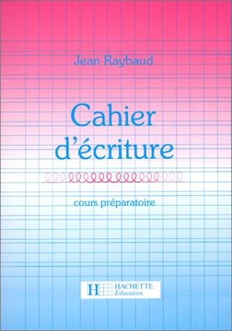 9782010120169: Cahier d'�criture, CP