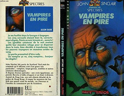 Vampires en pire: Sinclair, John
