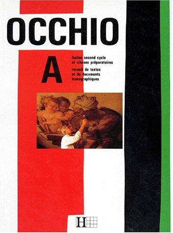 Occhio A. italien second cycle et classes: Methivier