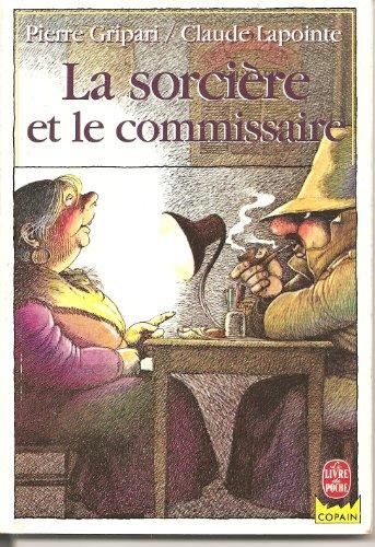 9782010136603: La Sorcière et le commissaire