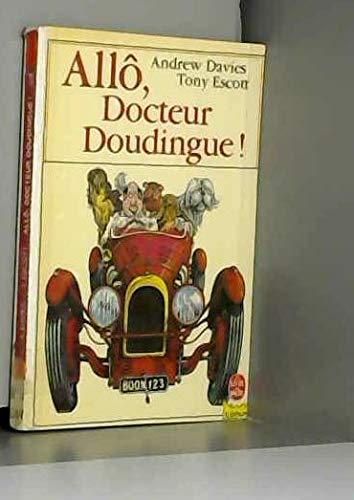 Allô, Docteur Boudingue! (Copain, #6038) (2010137167) by Andrew Davies