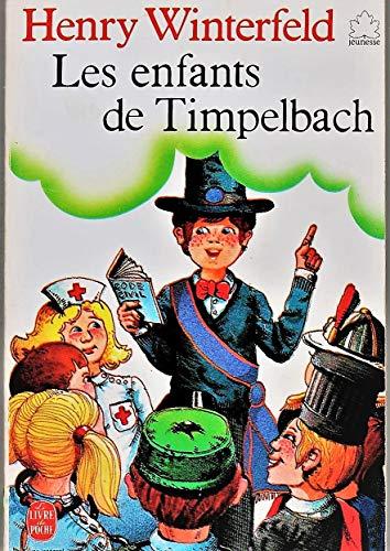 9782010139857: LES ENFANTS DE TIMPELBACH