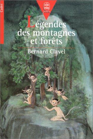 9782010141546: Legendes des montagnes et forets
