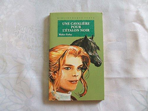 9782010142253: Une cavalière pour l'étalon noir