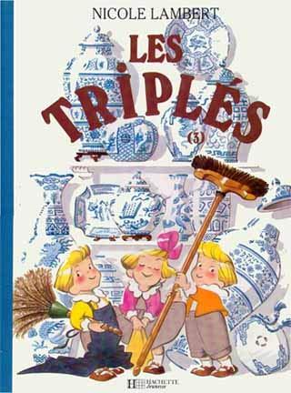 9782010143625: Les tripl�s : Tome 3