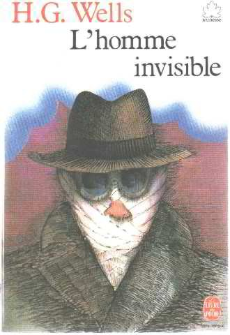 9782010144233: L'HOMME INVISIBLE