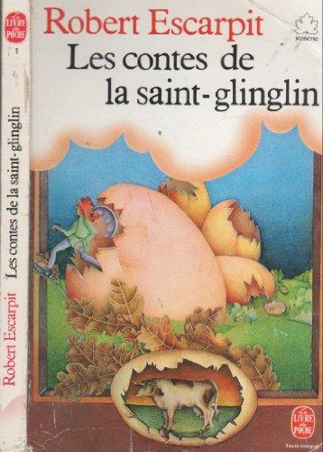 9782010144288: Les Contes De La Saint-Glinglin (Hachette Jeunesse)