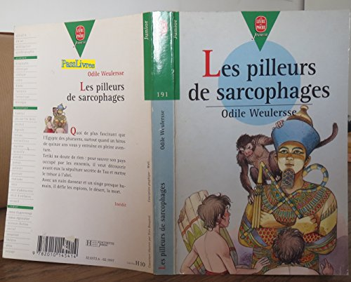 9782010145414: Les Pilleurs de sarcophages