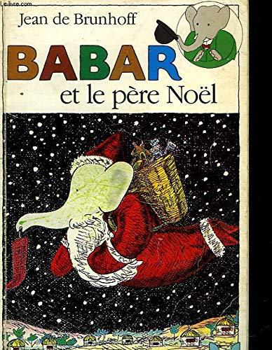 9782010146299: Babar et le pere Noël