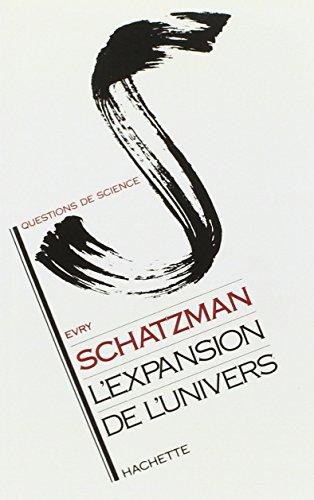 9782010150777: L'expansion de l'univers (French Edition)