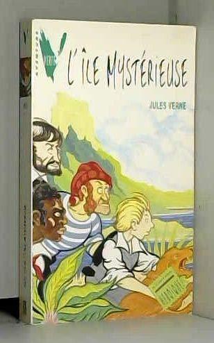 L'île mystà rieuse: Verne, Jules