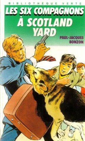 9782010150913: Les Six Compagnons � Scotland Yard