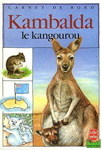 9782010154454: Kambalda le kangourou