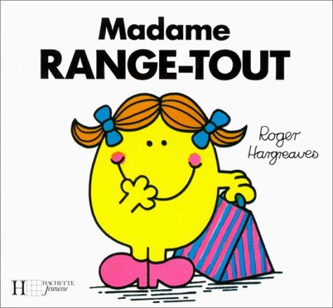 9782010156793: Madame Range-tout