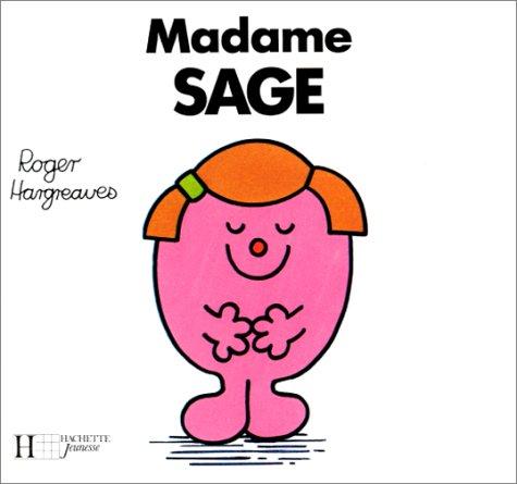 9782010156816: Madame Sage