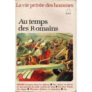 9782010157691: Au temps des romains